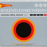『Sound Dimension「Jamaica Soul Shake Vol 1」』の画像
