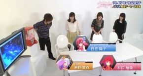 【動画】「ノーゲーム・ノーライフ」(ノムラ)キャスト出演トーク企画動画公開!やっぱイイ声だな^ω^