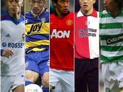中田英、俊輔、本田、小野、香川・・・「歴代ナンバー1」は誰?