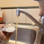 世界初、ビールの流れるパイプラインが完成 ベルギー