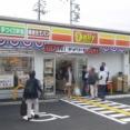 デイリーヤマザキ八坂町店がリニューアルオープン。約10か月ぶりに営業を再開