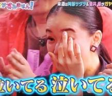 『蒼井優がアンジュルムのライブで号泣wwwwwwwwwwwwwww』の画像