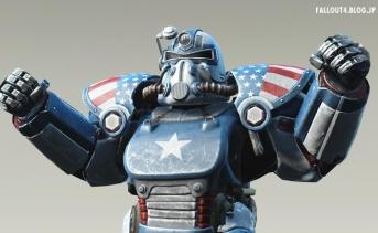 キャプテン・アメリカ パワーアーマー
