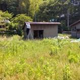 『小屋の解体』の画像