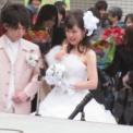 ミス&ミスター東大コンテスト2011 その16(諸國沙代子・ウェディングドレス)の1