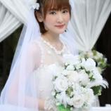 『【元乃木坂46】ウェディングドレス姿の生駒ちゃんがとにかく可愛すぎるwwwwww』の画像