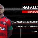 『[J1]仙台 ブラジル1部ECヴィトーリアから183cm 93kg大型FWラファエルソンを半年間の期限付き移籍で獲得!!』の画像