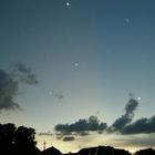 『空に散らばる光の虫たち』の画像
