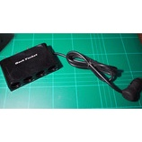 『車のシガーソケット・カープラグの数が足りない!USB 5V製品が充電できるように4連のシガーソケット増設ボックスを使うことをオススメしたい。』の画像