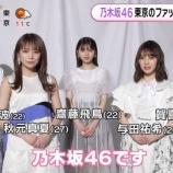 『今年も抜擢!!!乃木坂46『東京クリエイティブサロン』公式アンバサダーに就任!!!!!!!!!!!!』の画像
