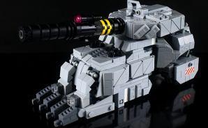 """LEGOで""""変形ロボ""""を作ってみた"""