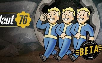 『Fallout 76 B.E.T.A.』ベータテストは10月に開始予定
