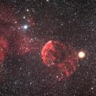 『ふたご座のくらげ星雲IC443』の画像
