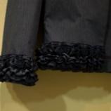 『店頭用フリルジャケット製作しました。』の画像