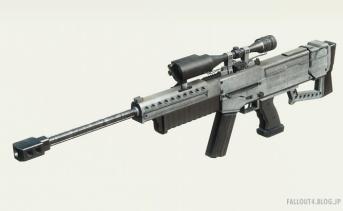Bozar Rifle