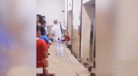 【中国】恐怖!エレベーターが突然1階から30階まで急上昇し激突、1人死亡