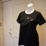 『PUPULA(ププラ)シューズモチーフTシャツ』の画像