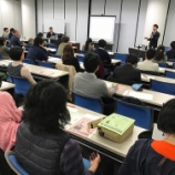『堀潤さんをお招きした講演会/「当事者意識」が人を動かす。』の画像