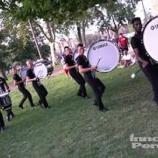 『【DCI】ドラム必見! 2018年キャバリアーズ・ドラムライン『インディアナ州インディアナポリス』本番前動画です!』の画像
