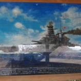 『【艦これ聖地巡礼】広瀬神社と比叡のマスト』の画像