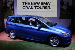 BMW、初の7人乗りMPV「2シリーズグランツアラー」を6日から販売! 358万円~
