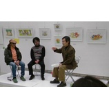 『チャイルドアートセンター記念展 最終日!』の画像