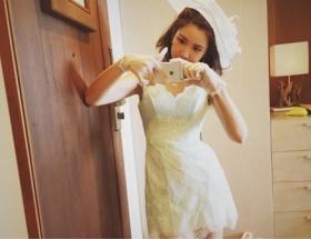 紗栄子がダルビッシュへの当て付けでウエディングドレスを着る暴挙