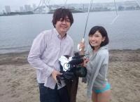 【試行錯誤】森川彩香、「アッコにおまかせ!」au紹介VTRに出てみる