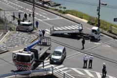 【大津事故】直進の軽自動車運転の女性(62)を釈放 滋賀県警