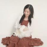 『【元乃木坂46】これは天使すぎる・・・佐々木琴子、猫と戯れる神グラビアを公開!!!!!!』の画像