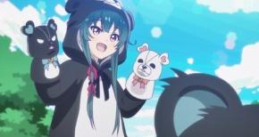 【くまクマ熊ベアー】第1話 感想 クマファッションは伊達じゃない?