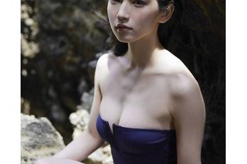 吉岡里帆「乳首がポチりやすいんです」