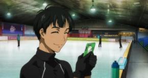 【ユーリ!!! on ICE】第4話 感想 フィギュア選手の競技人生は短い