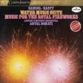 NL MERCURY SRI75005 アンタル・ドラティ ロンドン交響楽団 ヘンデル 水上の音楽、王宮の花火の音楽