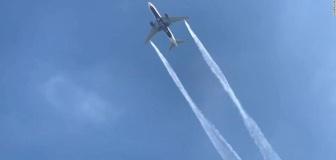 【米国】デルタ旅客機が緊急事態宣言、上空で燃料投棄 燃料を浴びた小学生ら60人が負傷 ロサンゼルス (動画)
