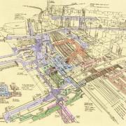 新宿駅で近道しようとしてルミネから出られなくなった奴wwwww