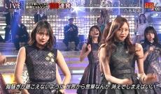 【朗報】「テレ東音楽祭」梅澤美波がまるで白石麻衣だった・・・