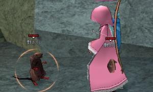 幻惑の演奏スキルで幻惑して倒したモンスターにFINISHが出たまま襲ってくる!
