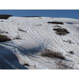 『月山スキーキャンプ2期スタート。午後から青空広がりました。』の画像