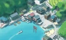妖怪ウォッチ3 ナギサキのマップ攻略だニャン!