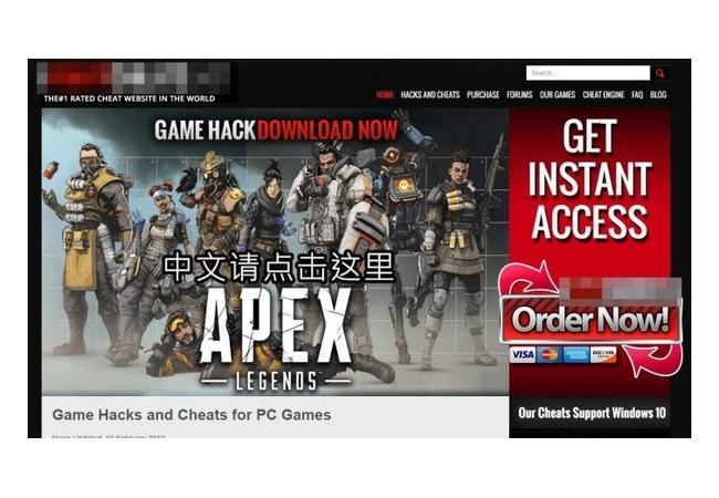 『Apex Legends』でチート販売業者がいなくならない理由
