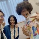 Asumiさんと一緒に保育園公演!