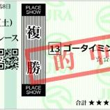 『武豊!JRA通算4000勝にリーチ!』の画像