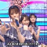 『【乃木坂46】エッッッ!!!Mステ、衝撃の『遠近感』!!!ワロタwwwwww』の画像
