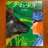 『友よ、涙を拭け。│【絵本】245『クマと少年』』の画像