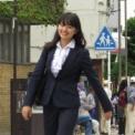 2015年 第42回藤沢市民まつり その139(北口大パレード/鎌倉女子大学中・高等部マーチングバンド部)