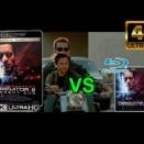 [ターミネーター2] 4K UHD vs Blu-ray [BD→4Kアプコン] 画質比較 UBP-X800M2/PS4 Pro/Terminator 2: Judgement Day