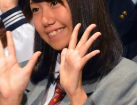 「淫行画像」流出の欅坂46原田まゆ(17)活動辞退という名の解雇wwwwwwwww