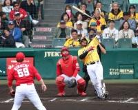 阪神マルテ(28)  .284(349-99) 12本 49打点 OPS.825