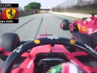 F1ブラジルGP動画:車載カメラ映像トップ10